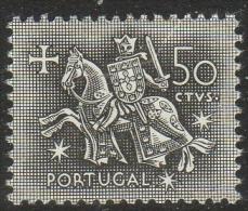 Portugal. 1953. King Dinaz Seal. MNH - Unused Stamps