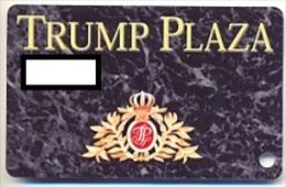 Trump Plaza Casino, Atlantic City, NJ, U.S.A.  used slot or players card, trump-33