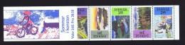 1996  Scènes D'été  Carnet De 10 Timbres 5 Motifs Différents ** - 1981-..