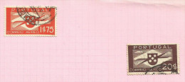 Portugal Poste Aérienne N°2, 9 Cote 3.30 Euros - Poste Aérienne