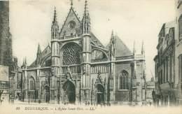 59 - DUNKERQUE - L'Eglise Saint-Eloi - Dunkerque