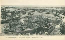 59 - DUNKERQUE - Vue Générale Du Port - Les Islandais - Dunkerque