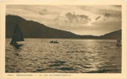 88 - GERARDMER - Le Lac Qu Crépuscule - Gerardmer