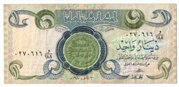 IRAQ      1 DINAR      1980      P. 69a