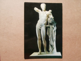 38189 PC: MUSEUM: GREECE: Museum Of Olympia - Hermes By Praxiteles (4th Cent. B.C.) - Museum