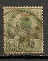 Timbres - Asie - Siam - 1900-1904 - N° 32 - - Siam
