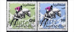 -Maroc  529/30** - Maroc (1956-...)