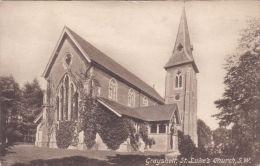 GRAYSHOTT - ST LUKES CHURCH - Surrey