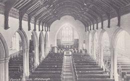 ALDEBURGH PARISH CHURCH INTERIOR