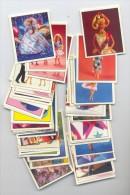 """"""" Barbie """" Panini. Lot De 67 Images. - Vieux Papiers"""
