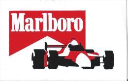 Cigarettes/Marlboro/Formule 1 / Vers 1980        ACOL63 - Stickers