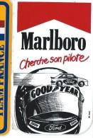 Cigarettes/Marlboro/Ford Cherche Son Pilote / 1983     ACOL64 - Stickers