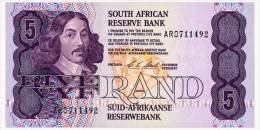 SOUTH AFRICA 5 RAND ND(1990) Pick 119e Unc - South Africa