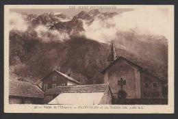DF / 04 ALPES DE HAUTE PROVENCE / VALLÉE DE L'UBAYETTE / SAINT-OURS ET SES ROCHERS - Altri Comuni