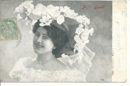 3080 - Mlle GUETT ( Photo:  ALTEROCCA TERNI ) - Entertainment