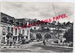 19 -  UZERCHE - L´ HOTEL DU COMMERCE   LE PONT TURGOT - Uzerche