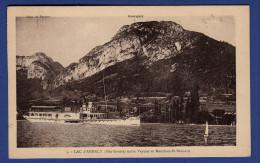 74 VEYRIER Lac D'Annecy, Entre Veyrier Et Menthon St-Bernard - Veyrier