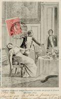 CPA ILLUSTRATEUR , éditeur CHARIER , Napoléon Et Joséphine - 1900-1949