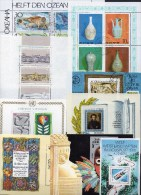 UNO Blocks-Puzzle SV Aus 9 Gebieten Block/KB O 40€ Wale Puschkin Bloque Hoja Bob M/s Sport Blocs Ceramic Sheet Bf Topics - UNO