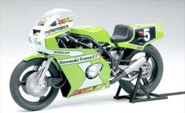 @@@ MAGNET - Kawasaki KR1000F Motorcycle - Advertising