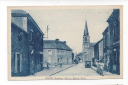 Commer  -  Vue Du Haut Du Bourg - Altri Comuni