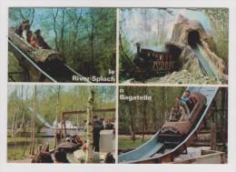 62 - BAGATELLE BERCK MERLIMONT - LA GRANDE ATTRACTION VENUE DU CANADA - RIVER SPLACH - 1979 - 2 Scans - - Frankrijk