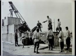 Photo Original WWII MAI 1943 SOLDATS FRANCAIS LIBRES AFRIQUE DU NORD COMPAGNONS LIBERATION COMBATTANTS - Guerra, Militari