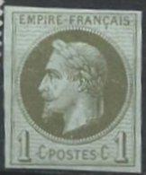 COLONIES GENERALES - 1 C. Lauré Neuf - Napoleon III