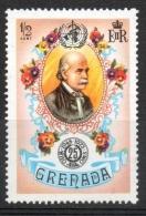 Grenada 1973 - Anniversario OMS, Anniversary WHO Ignatius Semmelweis MNH ** - Grenada (...-1974)
