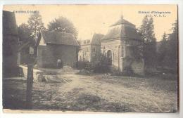 E3665  -  FOURON - LE - COMTE   - Château D'Outegraeven - Voeren