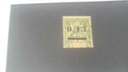 LOT 227130 TIMBRE DE COLONIE COTE IVOIRE OBLITERE N�19 VALEUR 19 EUROS