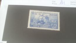 LOT 227143 TIMBRE DE COLONIE TOGO NEUF* N�171 VALEUR 25 EUROS