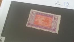 LOT 227168 TIMBRE DE COLONIE DAHOMEY NEUF* N�59 VALEUR 14 EUROS