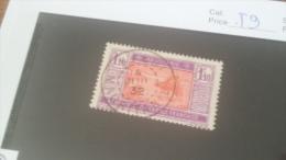 LOT 227169 TIMBRE DE COLONIE MAURITANIE OBLITERE N�59 VALEUR 14 EUROS