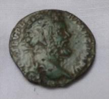 Rare Sesterce De Septime Severe 193  Rome Cohen 686 Poids 16.4 Gr - 4. The Severans (193 AD To 235 AD)