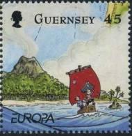 PIA - GUERNSEY - 2010 : Europa - Europa-CEPT