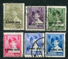 Romania Ex.Nr.363/71       O  Used       (176) - 1918-1948 Ferdinand, Carol II. & Mihai I.