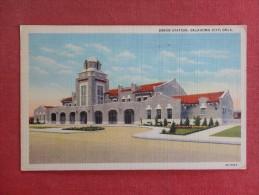 Oklahoma> Oklahoma City  Union Train Station         Ref 1537 - Oklahoma City