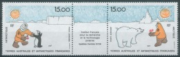 French Antarctic (FSAT), French Institute Of Polar Research And Technology, 1992, MNH VF - Airmail