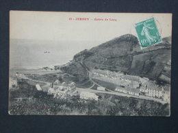 Ref3748 BP CPA Jersey - Grève De Lecq - N°10 - Hotel - île Anglo Normande - France