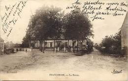 Depts Divers - Allier - Ref T691 - Franchesse - La Mairie  - Carte Bon Etat - France