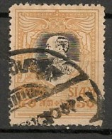 Timbres - Asie - Siam -1920 - 50 S - - Siam