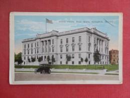 Springfield – Missouri  Greene County Court House       Ref 1537 - Springfield – Missouri