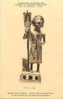 Pays Divers- Afrique-ref D59- Exposition Coloniale 1931- Section Des Missions Africaines -afrique - Carte Bon Etat - - Dahomey