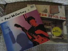 Paul McCartney Run Devil Run, Limit.edit. LP - Rock
