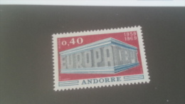 LOT 227226 TIMBRE DE ANDORRE NEUF** N�194 VAEUR 18 EUROS