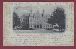 ALLEMAGNE - 071014 - Gruss Aus HAMM I.W. - Hamm