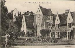 PLESSIS MACE Château Beau Plan De Photographes - Andere Gemeenten