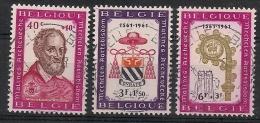 Nrs 1188/1190 Oblit/gestp Centrale - Oblitérés