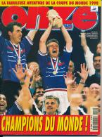 Football, ONZE MONDIAL, N° 114 (1998) : Numéro Special Coupe Du Monde 1998, France, Stade De France... - Calcio